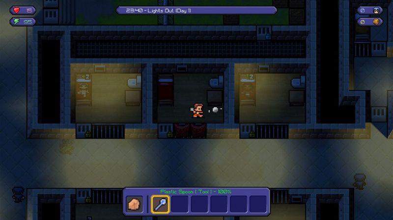 Escapists  PS4 дополнительное изображение 2