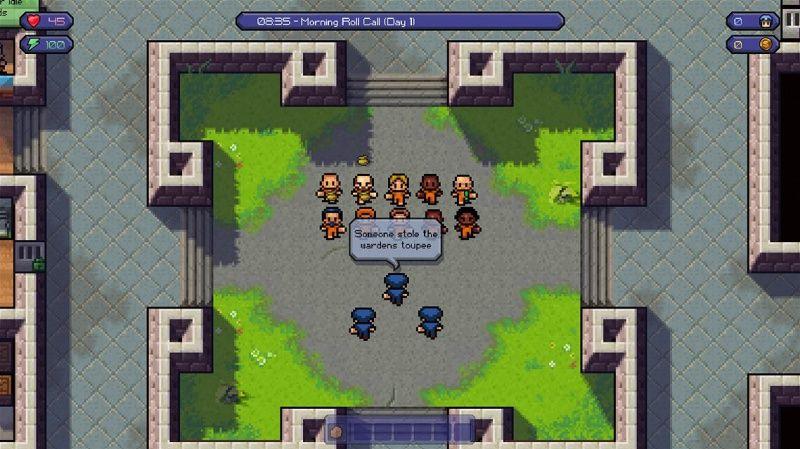 Escapists  PS4 дополнительное изображение 3