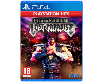 Fist of the North Star: Lost Paradise [Playstation Hits](PS4)