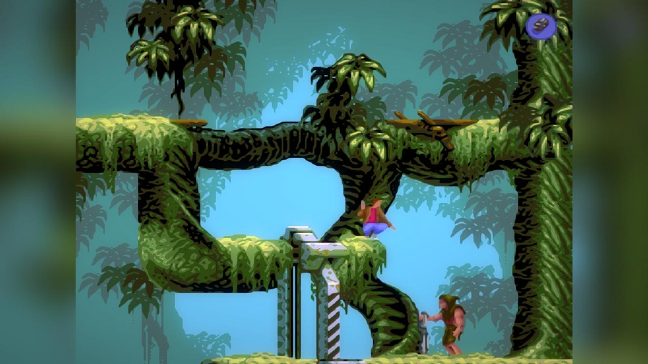 Flashback  PS4 дополнительное изображение 1