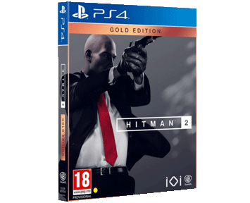 Hitman 2 Gold Edition (Русская версия)(PS4)