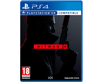 Hitman 3 (PS4) ПРЕДЗАКАЗ!
