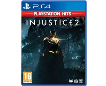 Injustice 2 [Русская/Engl.vers.][Playstation Hits](PS4)
