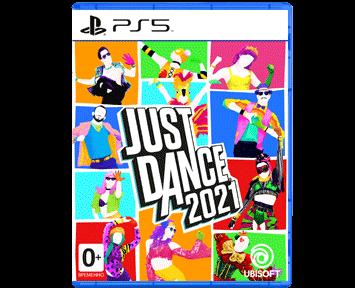 Just Dance 2021 (Русская версия)(PS5) ПРЕДЗАКАЗ!