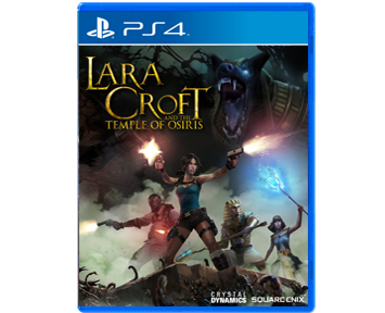 Lara Croft and the Temple of Osiris (Русская версия)(PS4)