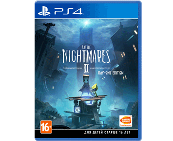 Little Nightmares II Day 1 Edition (Русская версия)(PS4) ПРЕДЗАКАЗ!