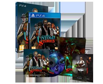 Lovecrafts Untold Stories Collectors Edition (Русская версия)(PS4)