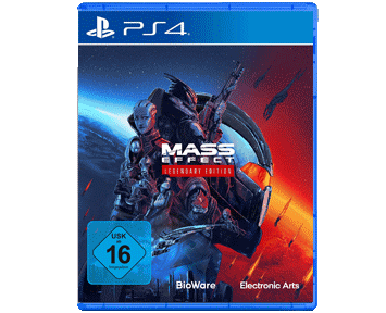 Mass Effect Legendary Edition (Русская версия)(PS4) ПРЕДЗАКАЗ!