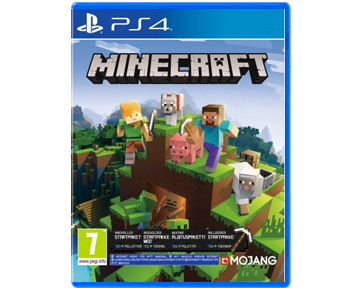 Minecraft Starter Pack Edition (Русская версия)(PS4)