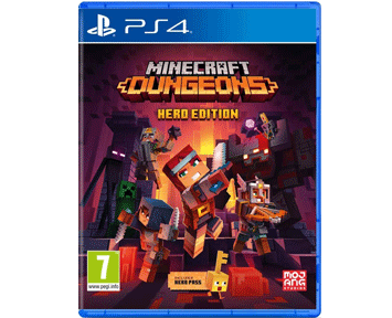 Minecraft Dungeons Hero Edition (PS4)