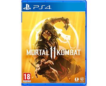 Mortal Kombat 11 (Русская версия)(PS4)