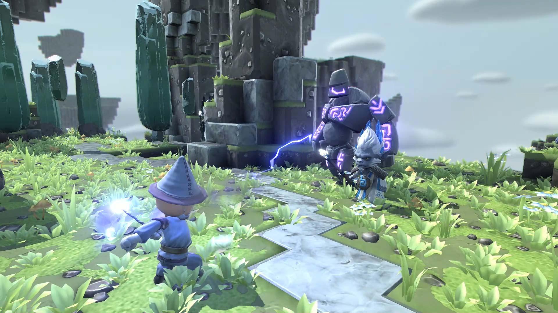 Portal Knights   PS4 дополнительное изображение 1