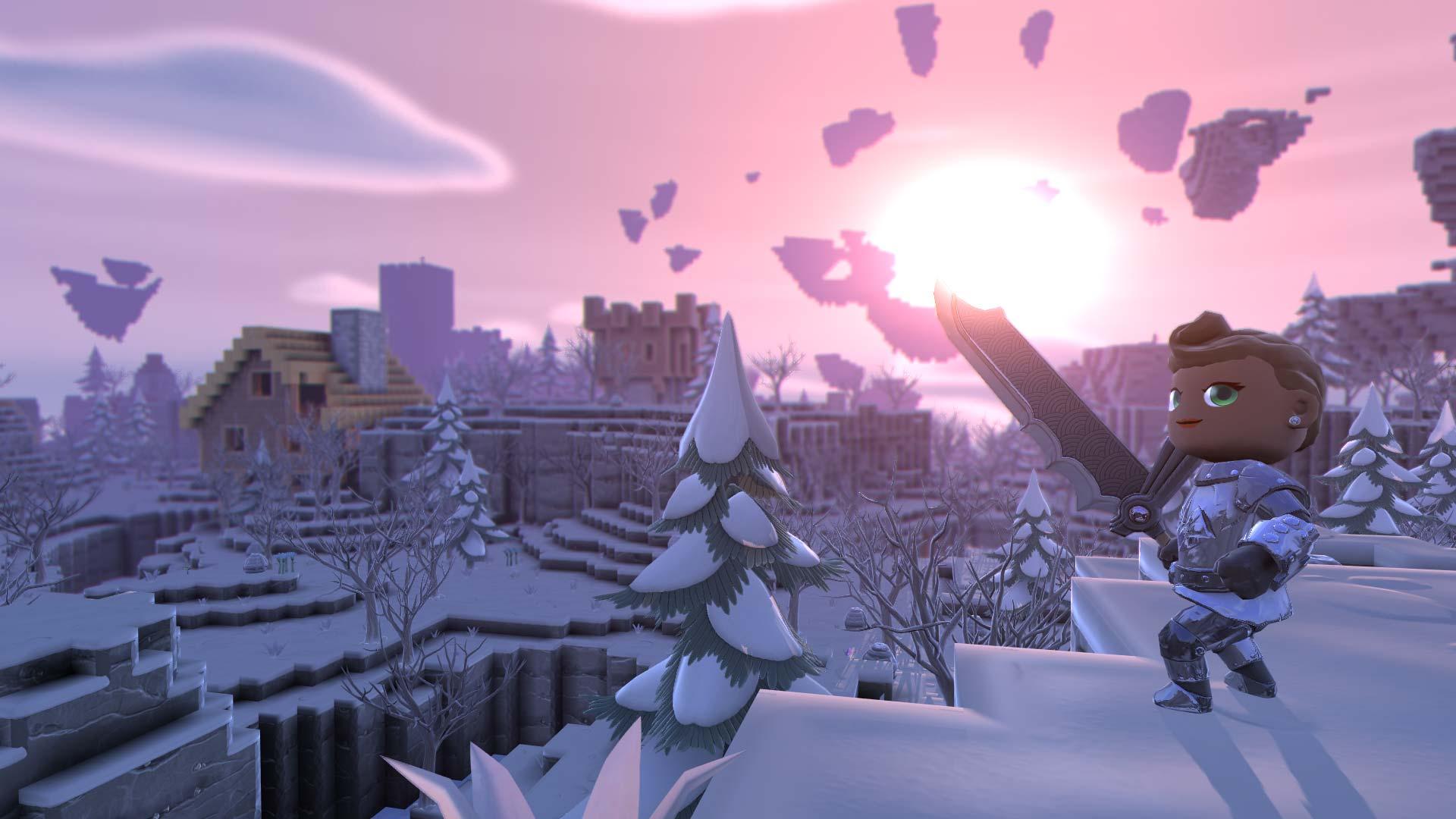 Portal Knights   PS4 дополнительное изображение 2