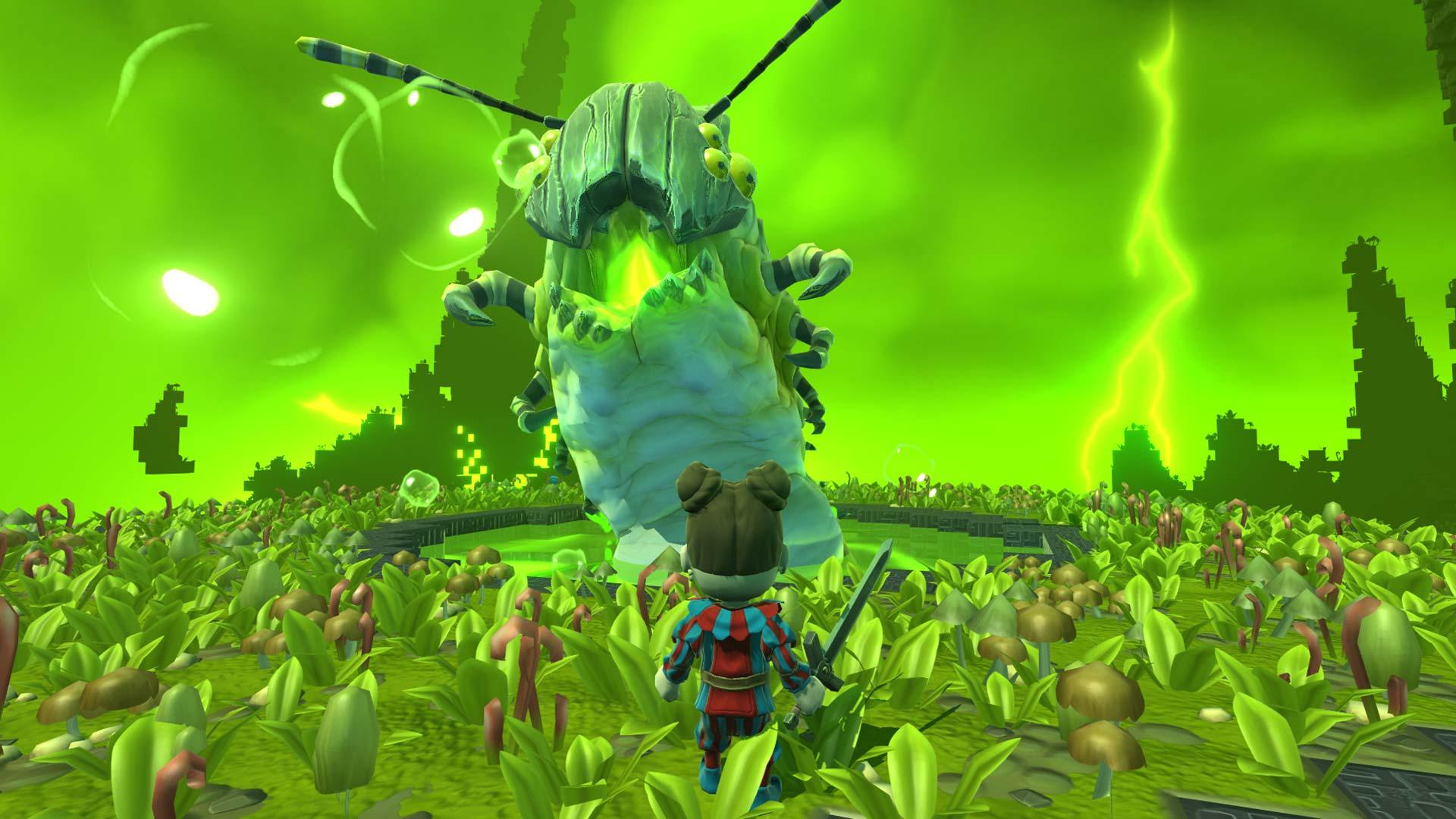 Portal Knights   PS4 дополнительное изображение 4