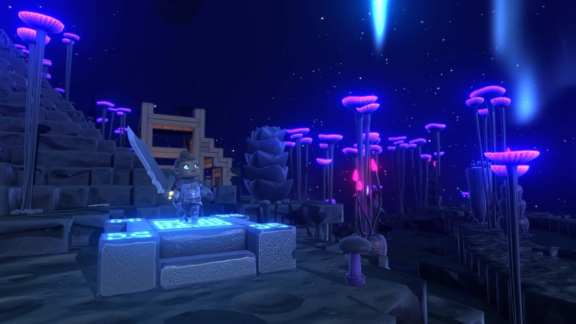 Portal Knights   PS4 дополнительное изображение 5