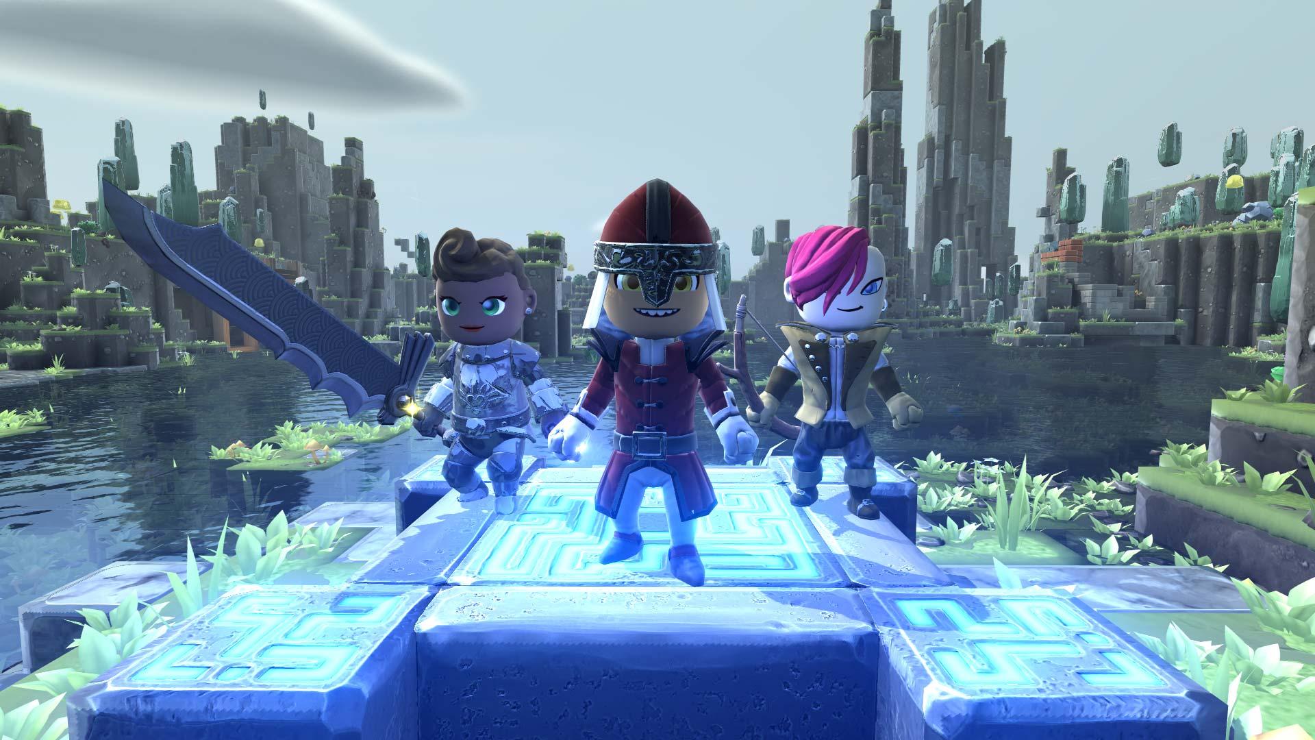 Portal Knights   PS4 дополнительное изображение 6