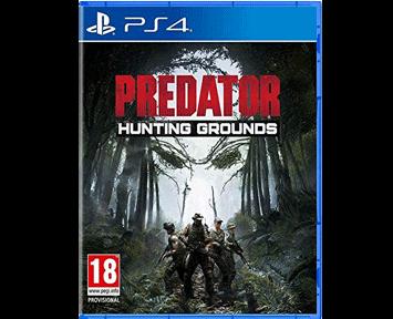 Predator: Hunting Grounds (Русская версия)(PS4)