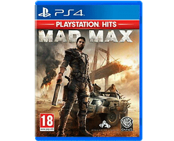 Mad Max [Русская/Engl.vers.][Playstation Hits](PS4)
