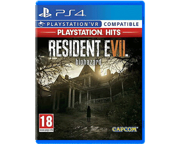 Resident Evil 7 Biohazard [Русская/Engl.vers.][Playstation Hits](PS4/PSVR)