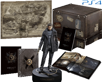 Resident Evil Village Collectors Edition (Русская версия)(PS4)