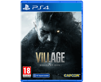 Resident Evil 8 Village (Русская версия)(PS4)