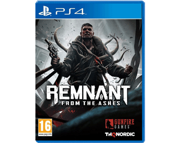 Remnant: From The Ashes (Русская версия)(PS4)(USED)(Б/У)