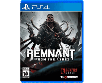 Remnant: From The Ashes [US](Русская версия)(PS4)