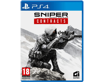 Sniper Ghost Warrior Contracts (Русская версия)(PS4)