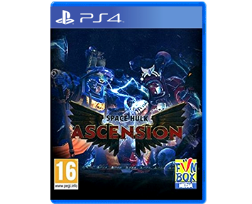 Space Hulk: Ascension (Русская версия)(PS4)