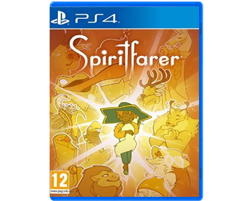 Spiritfarer (Русская версия)(PS4)