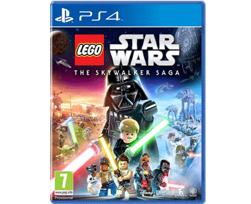 Lego Star Wars: The Skywalker Saga (Русская версия)(PS4) ПРЕДЗАКАЗ!