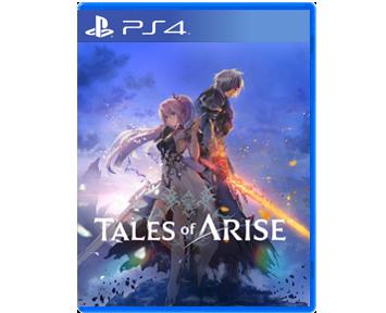 Tales of Arise (Русская версия)(PS4) ПРЕДЗАКАЗ!