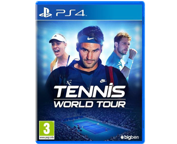 Tennis World Tour(PS4)