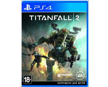 Titanfall 2 (Русская версия)(PS4)