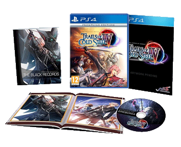 Legend of Heroes: Trails of Cold Steel IV Frontline Edition (PS4)