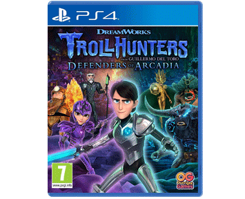 Troll Hunters Defenders Of Arcadia (Русская версия)(PS4)