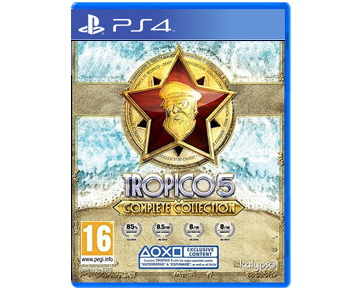 Tropico 5 Complete Collection (Русская версия)(PS4)