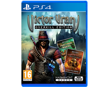 Victor Vran: Overkill Edition [Русская/Engl.vers.](PS4)(USED)(Б/У)