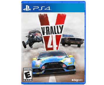 V-Rally 4 [US](PS4)