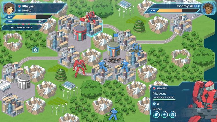 Warborn  PS4 дополнительное изображение 1