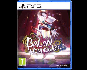 Balan Wonderworld (Русская версия)(PS5) ПРЕДЗАКАЗ!