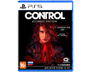 Control Ultimate Edition (PS5) ПРЕДЗАКАЗ!