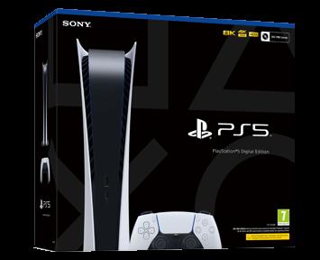 Игровая приставка PlayStation 5 Digital Edition ПРЕДЗАКАЗ!