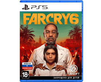 Far Cry 6 <br>PS5