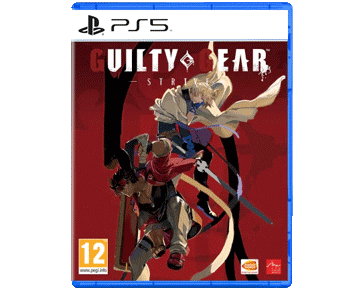 Guilty Gear Strive (PS5) ПРЕДЗАКАЗ!
