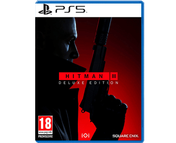 Hitman 3 Deluxe Edition (PS5) ПРЕДЗАКАЗ!