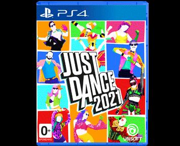 Just Dance 2021 (Русская версия)(PS4) ПРЕДЗАКАЗ!