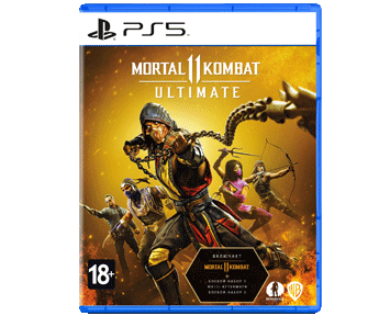 Mortal Kombat 11 Ultimate (Русская версия)(PS5)