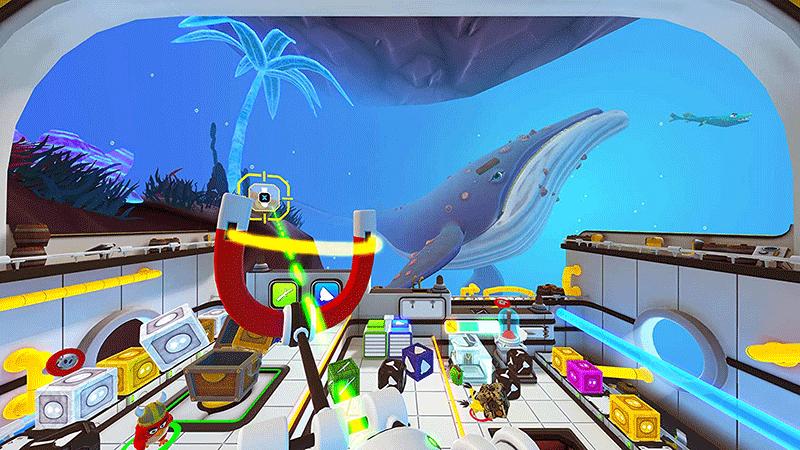 Angry Birds Movie 2 VR Under Pressure  PSVR дополнительное изображение 1