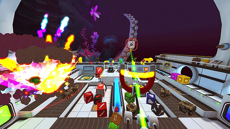 Angry Birds Movie 2 VR Under Pressure  PSVR дополнительное изображение 2